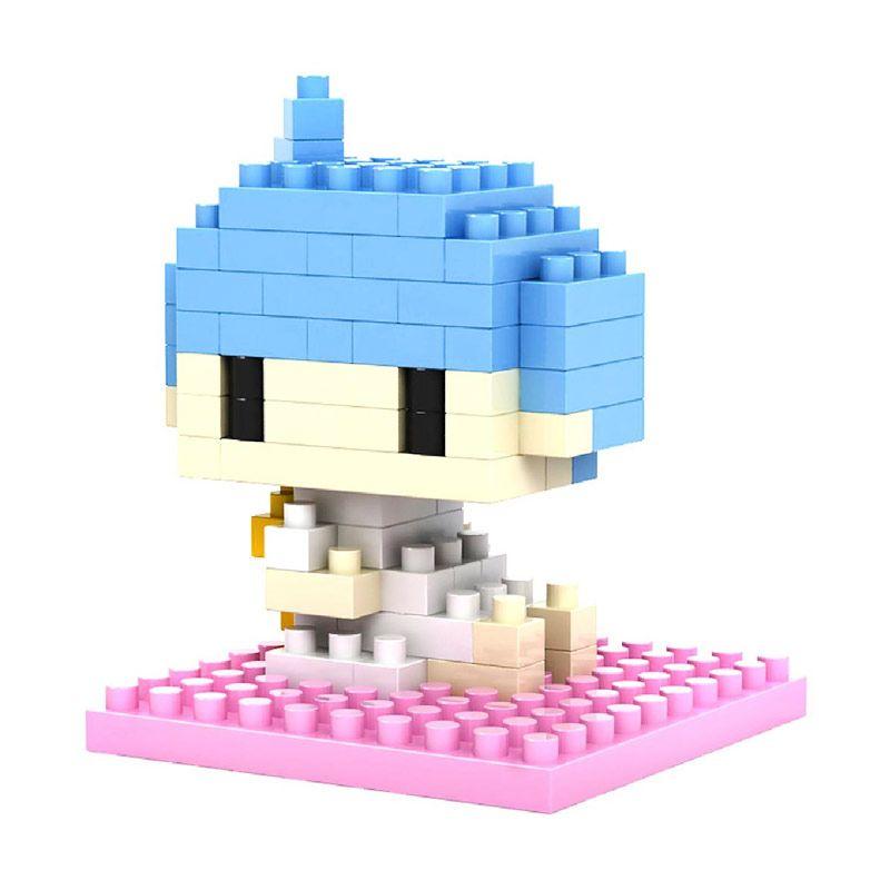 Loz Gift Small 9104 Mainan Blok & Puzzle