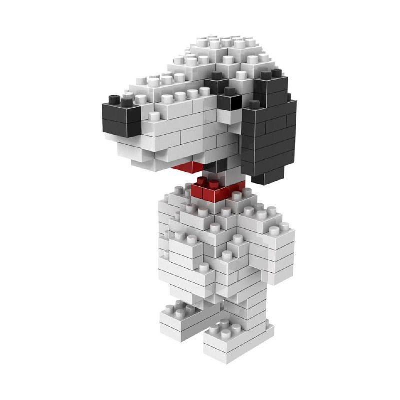 Loz Dog 9330 Mainan Blok & Puzzle [Medium]