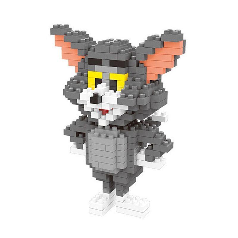 WEAGLE  2238 Mainan Blok & Puzzle