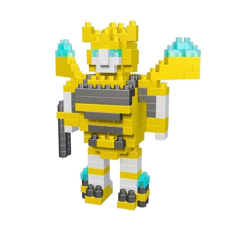 WEAGLE 2244 Mainan Blok & Puzzle