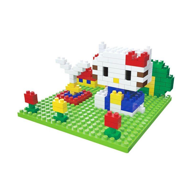 WEAGLE 2250 Mainan Blok & Puzzle