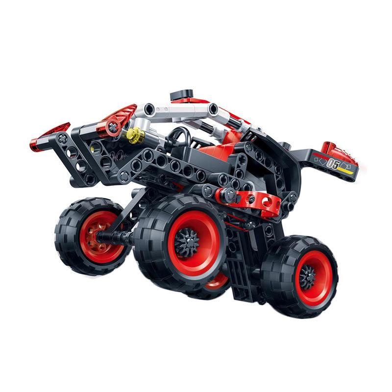 Funbrick Banbao 6956 Hitech Mainan Blok & Puzzle