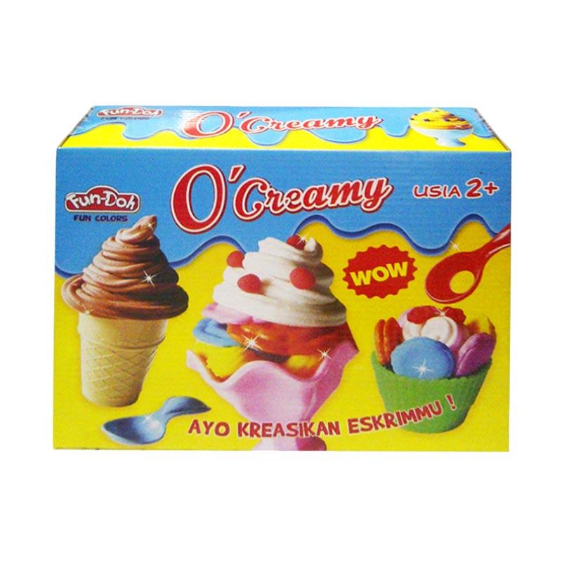 Fundoh O Creamy Mainan Anak
