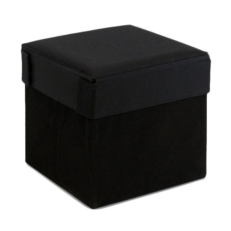 FUNIKA Bangku Kotak Penyimpanan 10060R1 BK