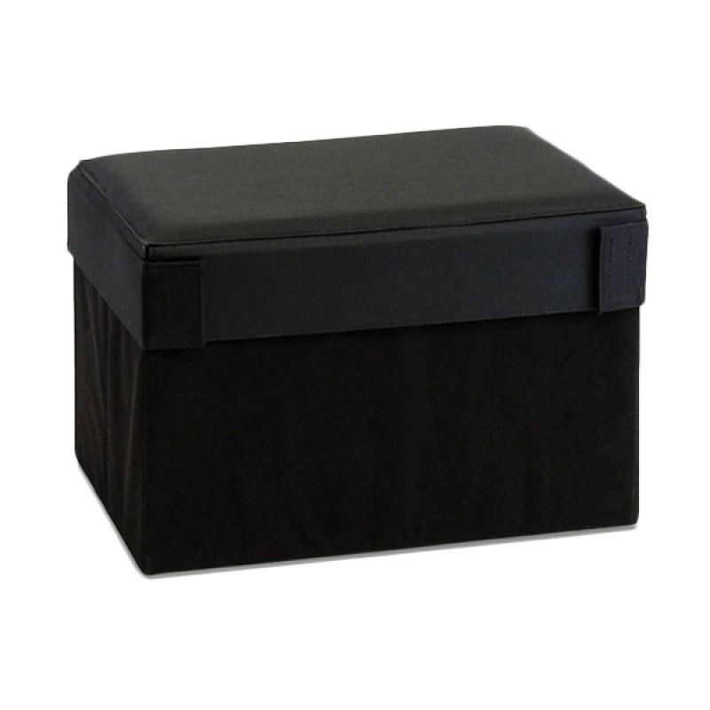 FUNIKA Bangku Kotak Penyimpanan 10061R1 BK