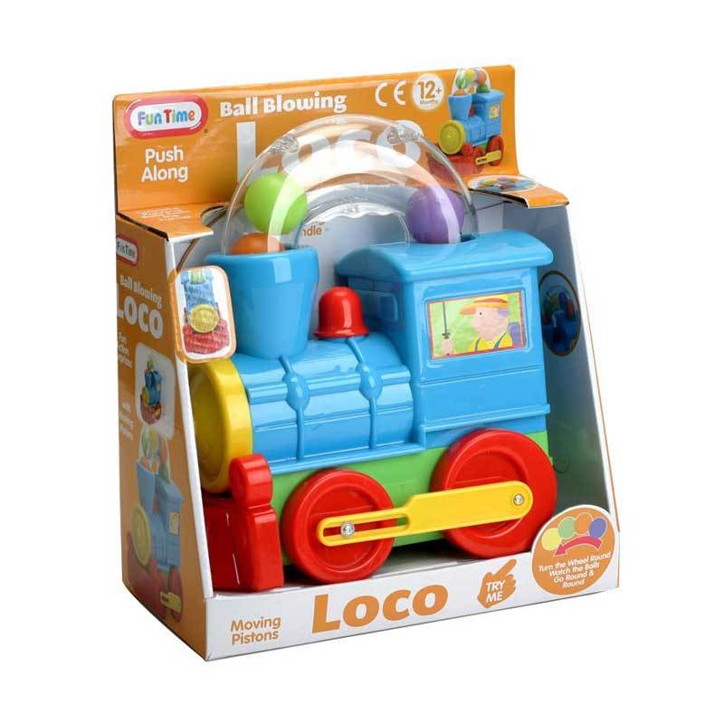 Funtime Ball Blowing Loco 5888