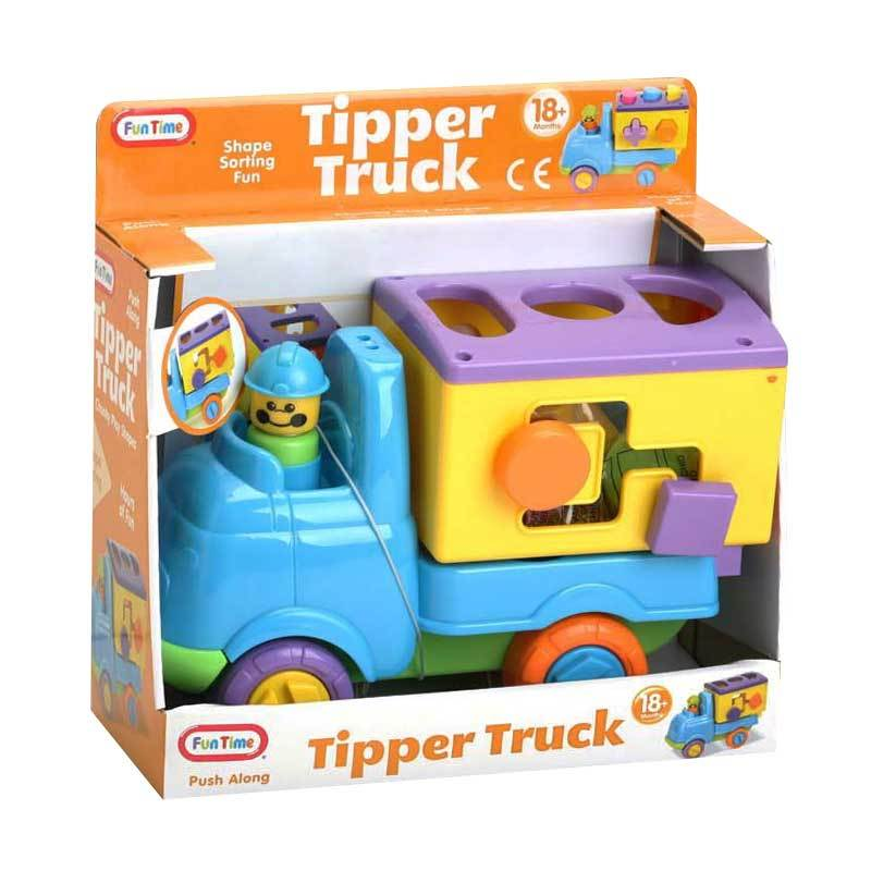 Funtime Dump Truck 5055