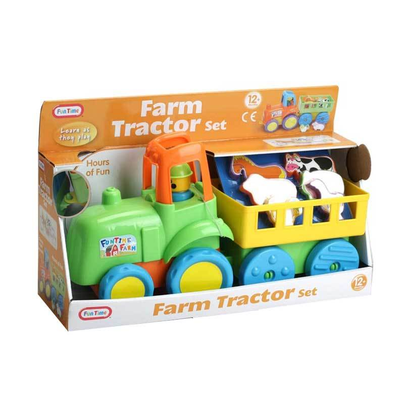 Funtime Farm Tractor Set 5901