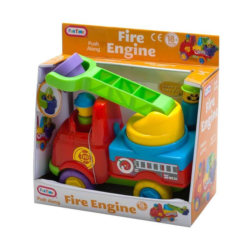 Funtime Fire Engine 5054