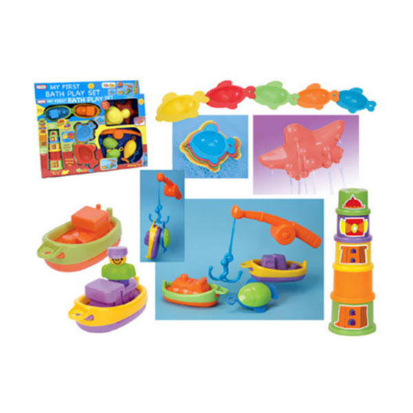 Funtime My First Bath Play Set