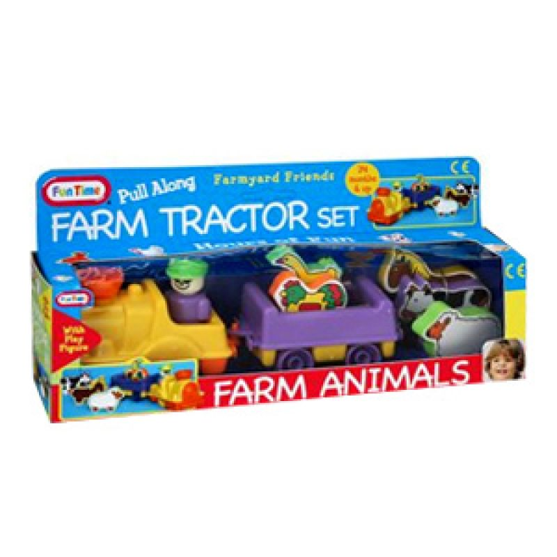 Funtime Play Farm Tractor 5079