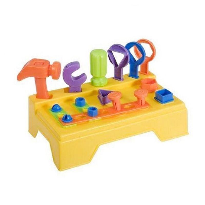 harga Funtime Play Tools Workbench-Mainan Tukang Kayu Mainan Anak Blibli.com