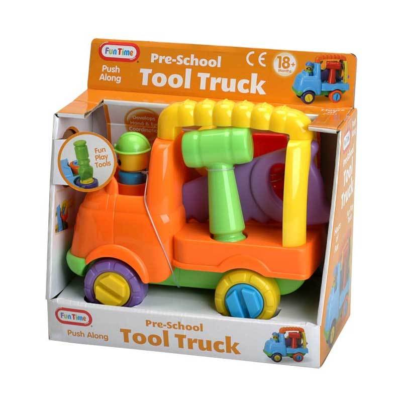 Funtime Pre-School Tool Truck 5053