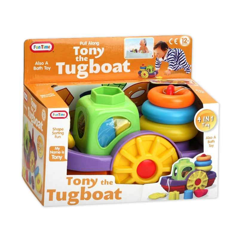Funtime Tony Tugboat 5013