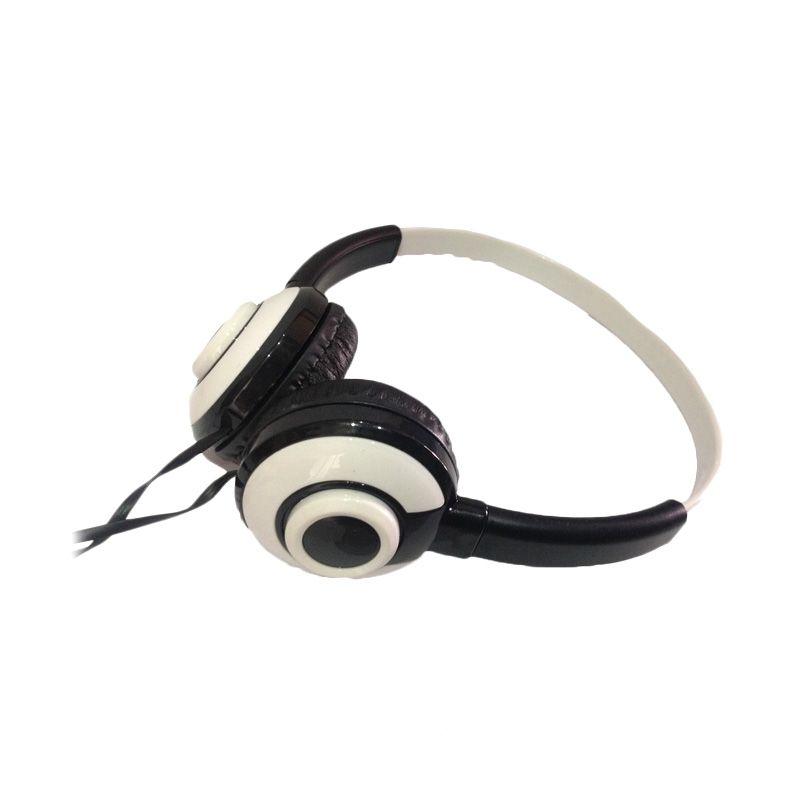 CCC JH 02 Stereo White Headphone