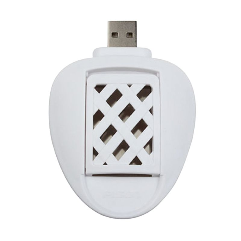 CCC Portable USB Anti Nyamuk + [2 Pcs Refill]