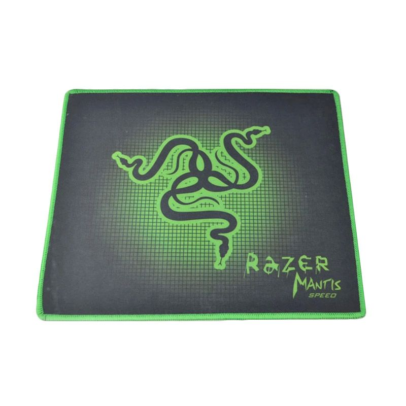 Razer Mantis Speed Black Green Gaming Mousepad