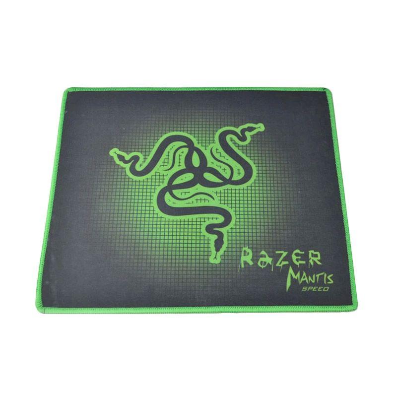 Razer Mantis Speed Black Green Gaming Mousepad