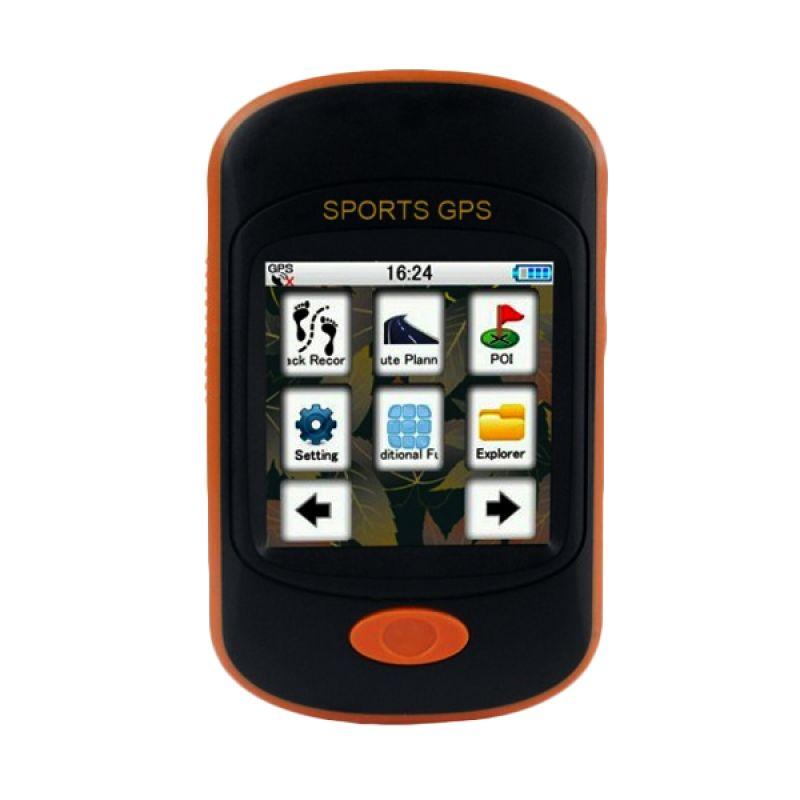 EGOMAN Sport Activity GPS MG350 Black Smartwatch