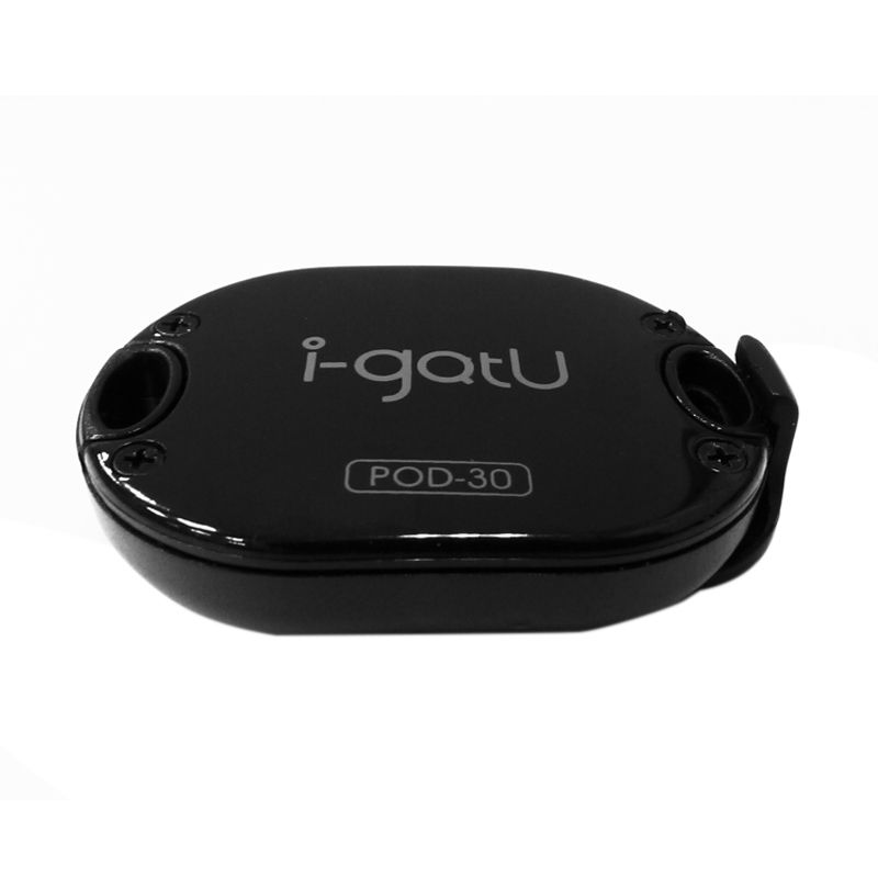 I-GotU Fitleap Sport Fitnes POD-30 Hitam Wireless Activity Tracker