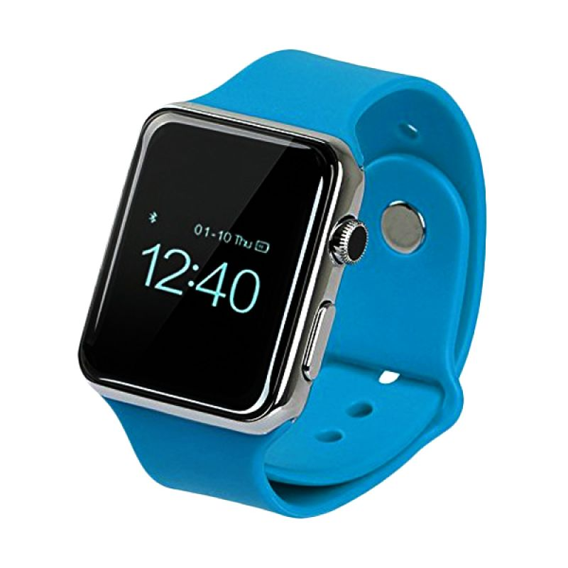 Onix D Watch Blue Smart Watch
