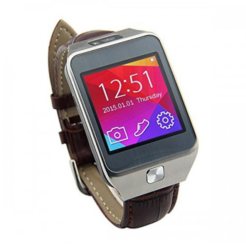 Onix G2 Leather Brown Smart Watch