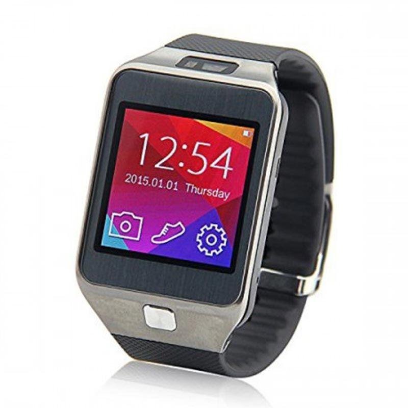 Onix G2 Rubber Black Smart Watch