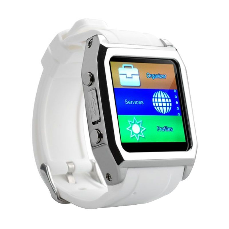 Onix TW530 White Smart Watch