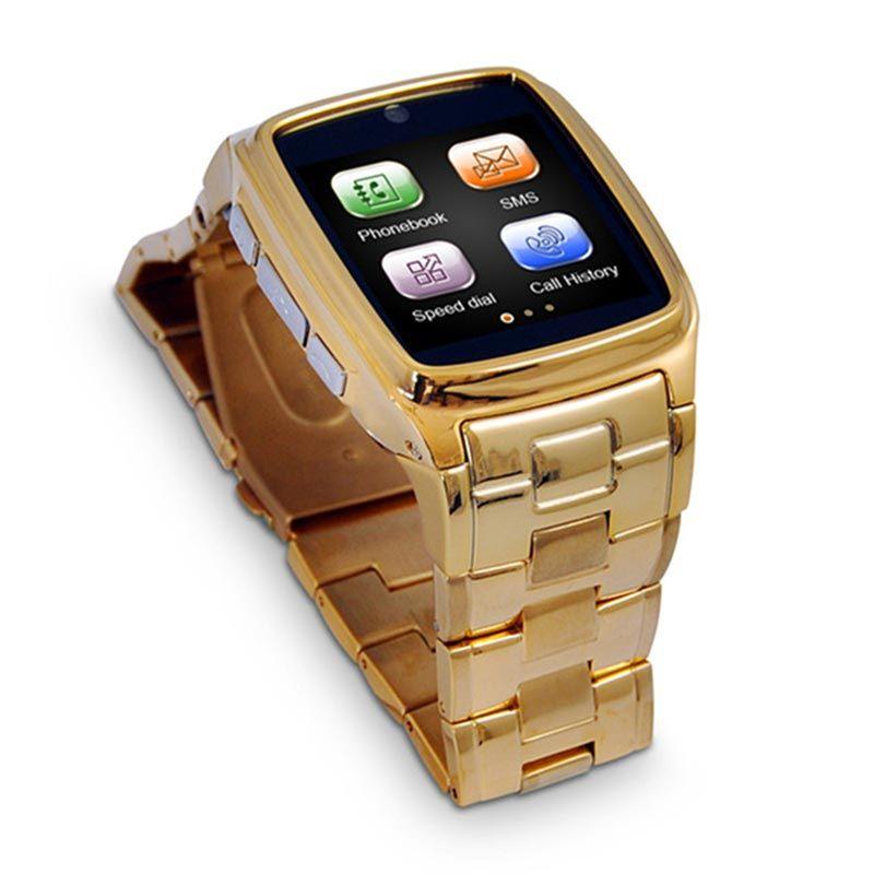 Onix TW810 Gold Smart Watch