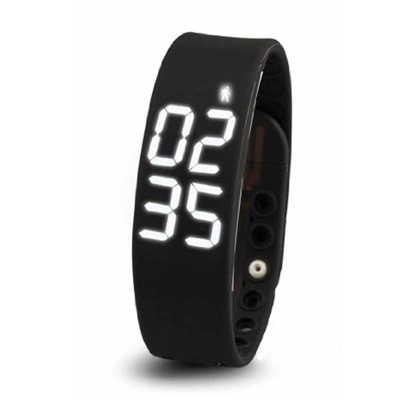 Onix W2 LED Black Smart Watch