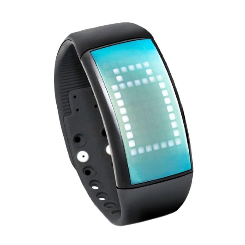 Onix W4 LED Black Smart Watch