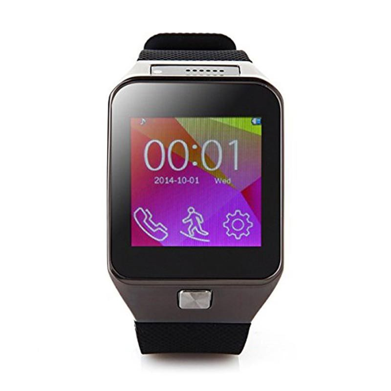 Cognos Onix Smartwatch DZ09 - Black