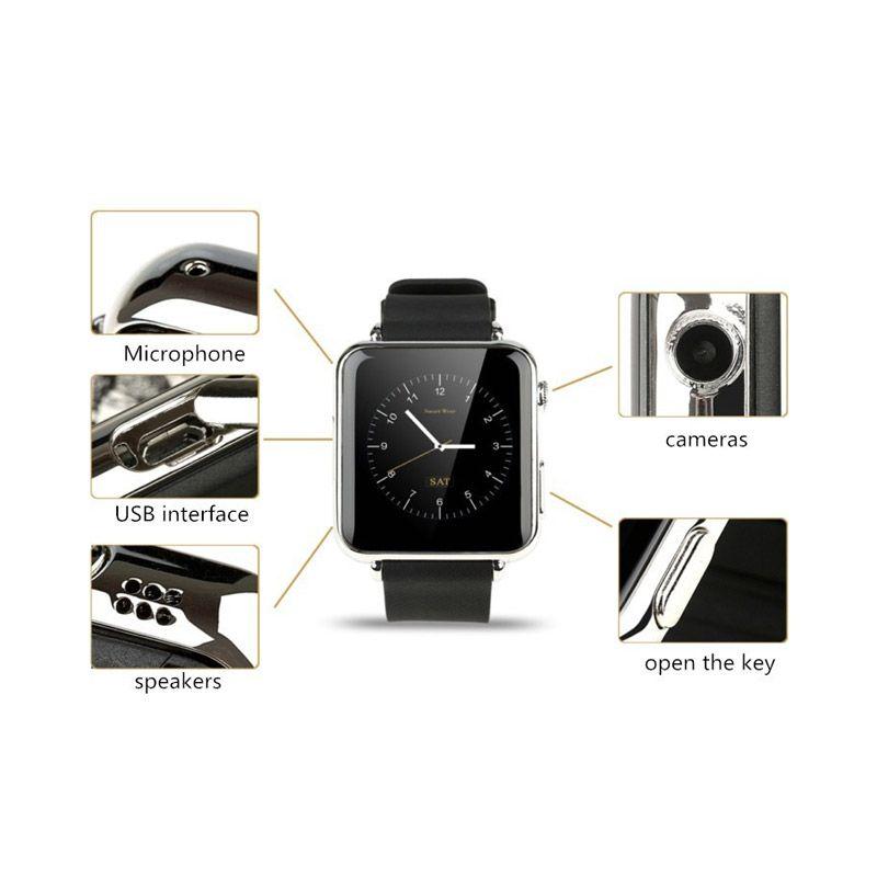 Onix ZY06 Black Smartwatch