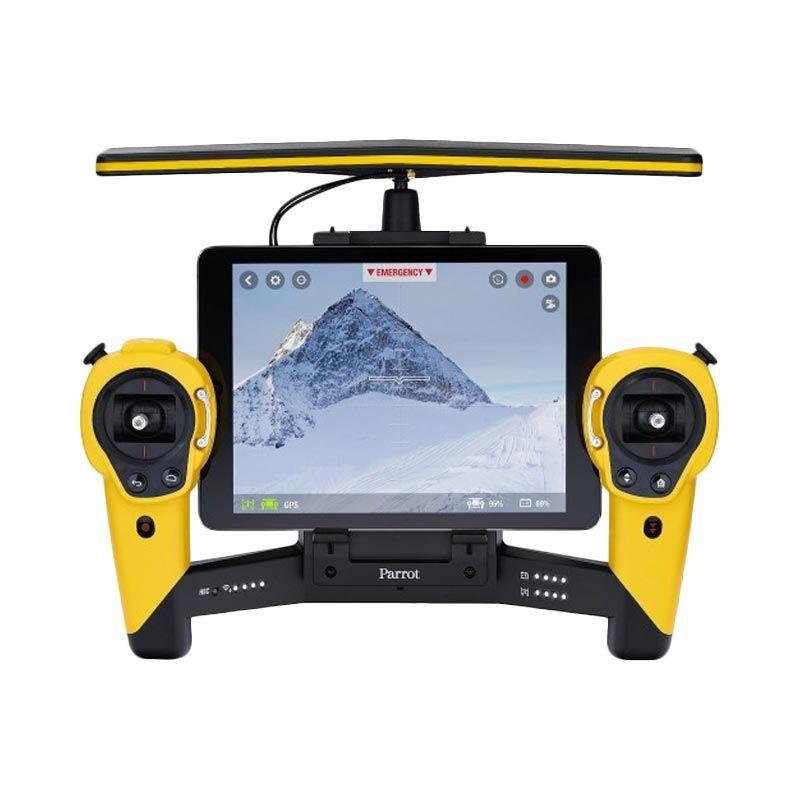 Parrot Bebop Skycontroller Yellow Mainan Remote Control