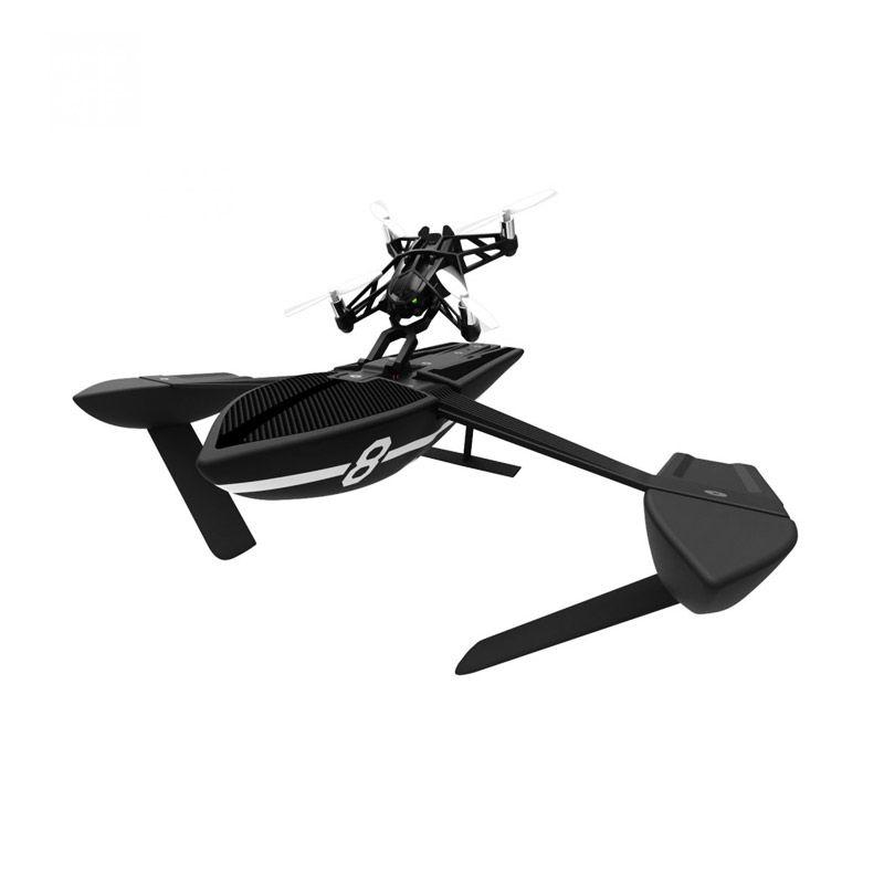 Parrot Rolling Spider Minidrone Orak Asia Quadcopter Ship Black Mainan Remote Control