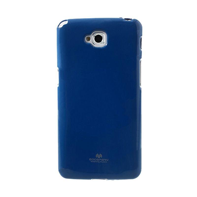 Mercury Goospery Jelly Glitter Blue Casing for LG G Pro Lite or Dual