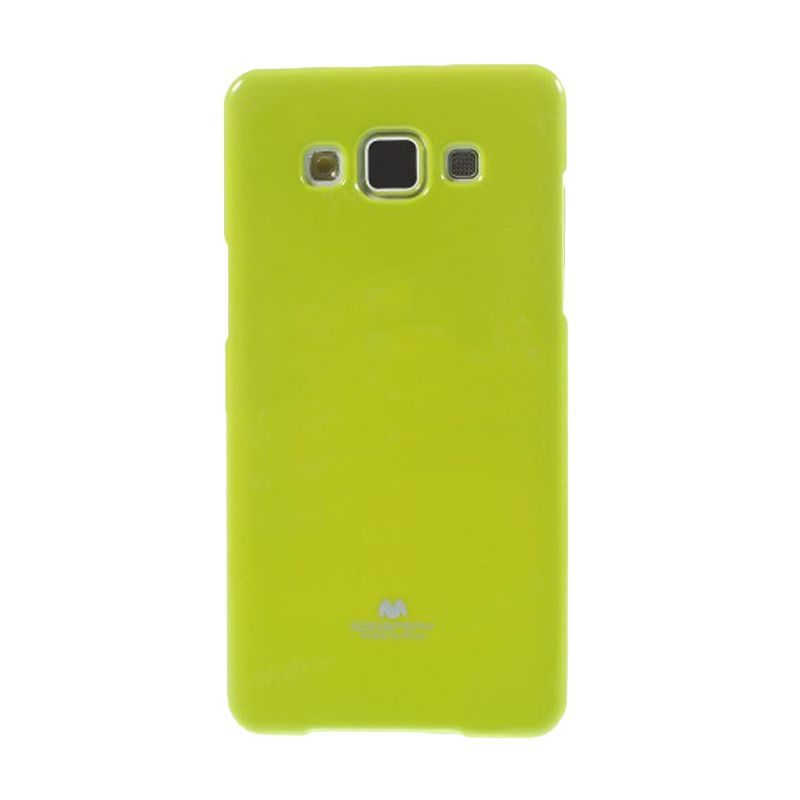 Mercury Goospery Jelly Glitter Lime Casing for Galaxy Grand Duos I9080/9082/Neo