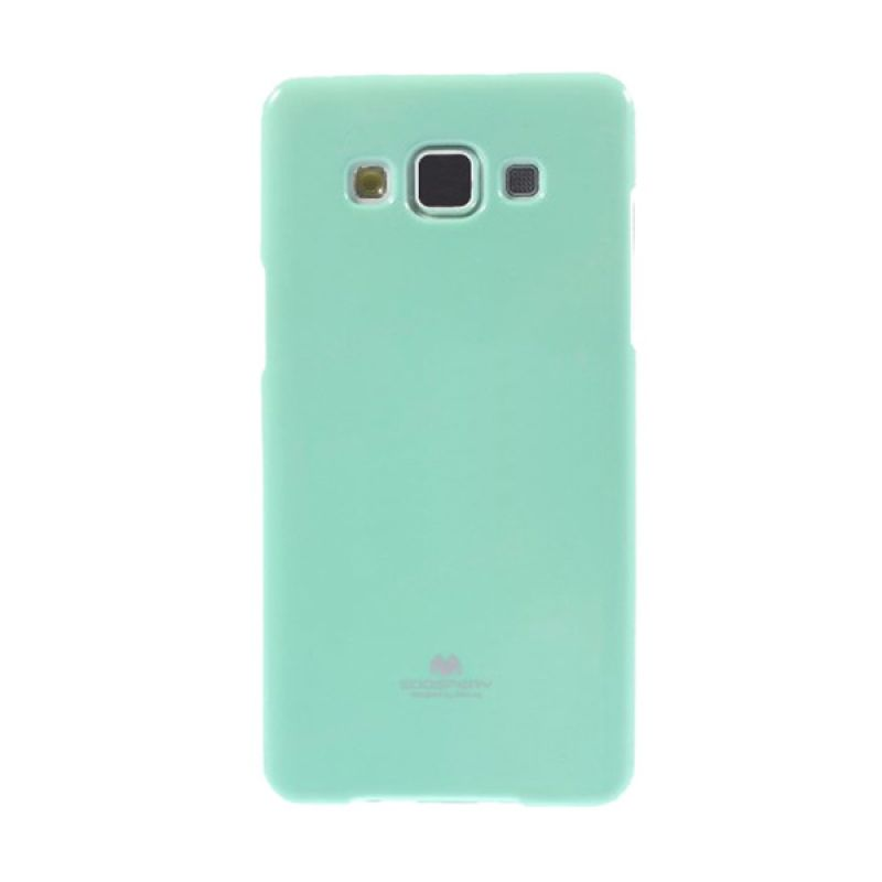 Mercury Goospery Jelly Glitter Mint Casing for Galaxy Grand Prime