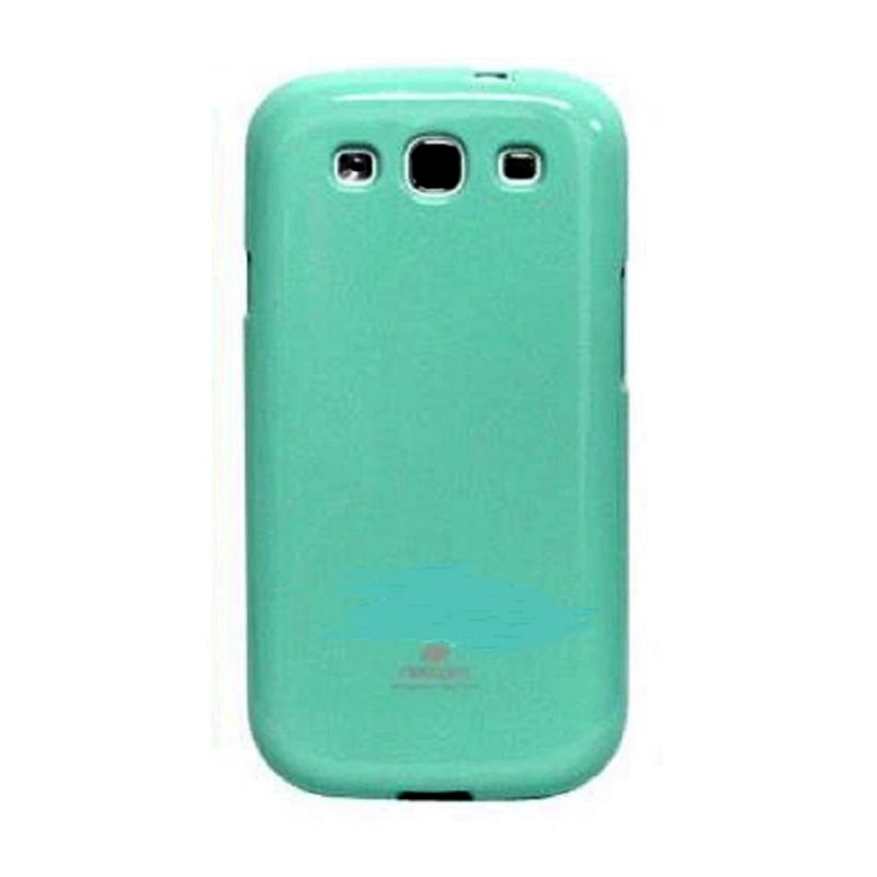 Mercury Goospery Jelly Glitter Mint Casing for Galaxy V or ACE 4