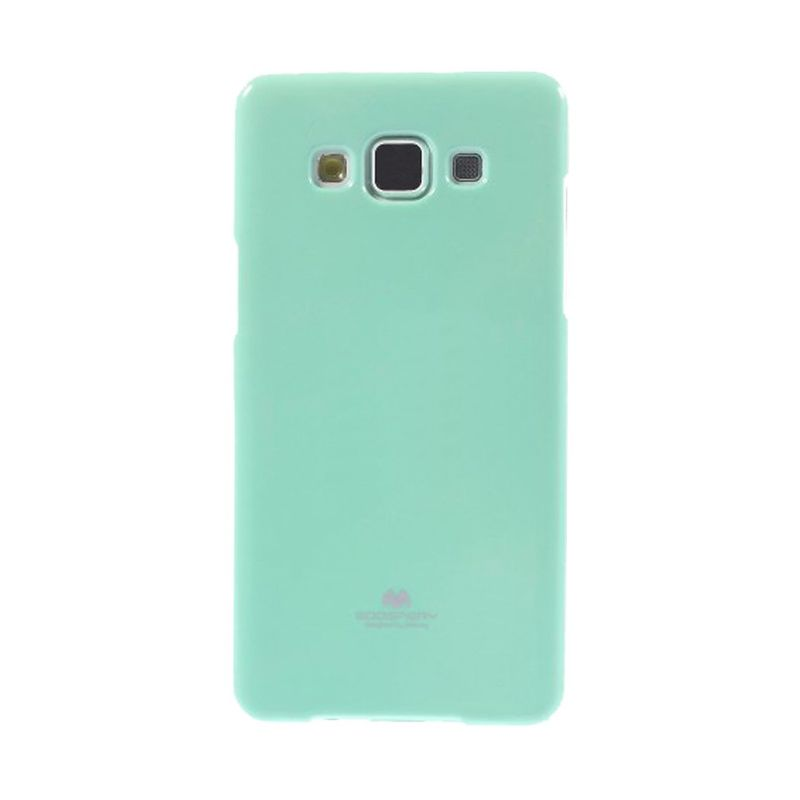 Mercury Goospery Jelly Glitter Mint Casing for Samsung Galaxy Core 2