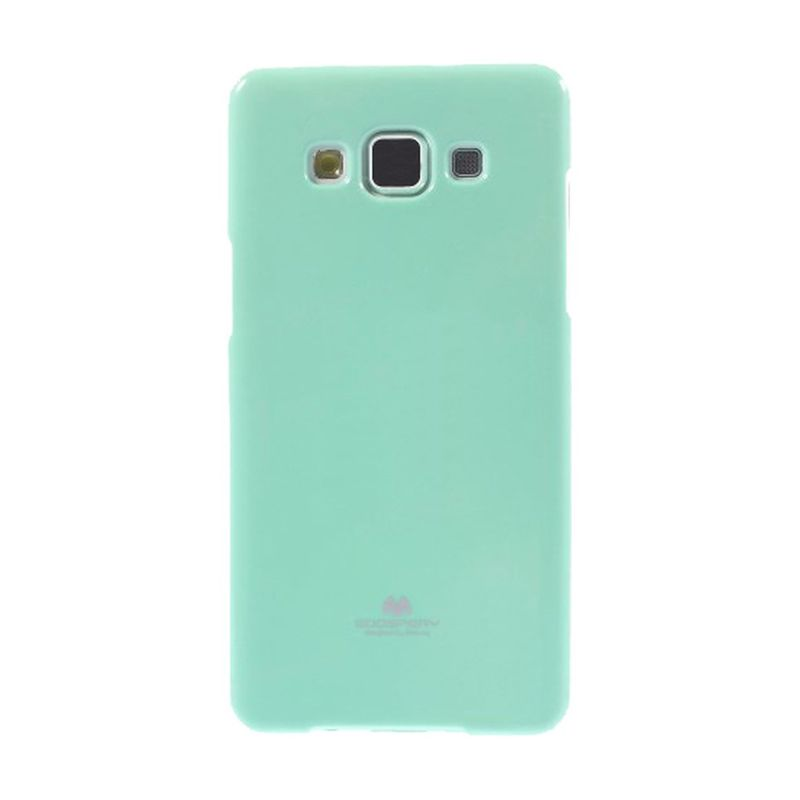 Mercury Goospery Jelly Glitter Mint Casing for Samsung Galaxy J1