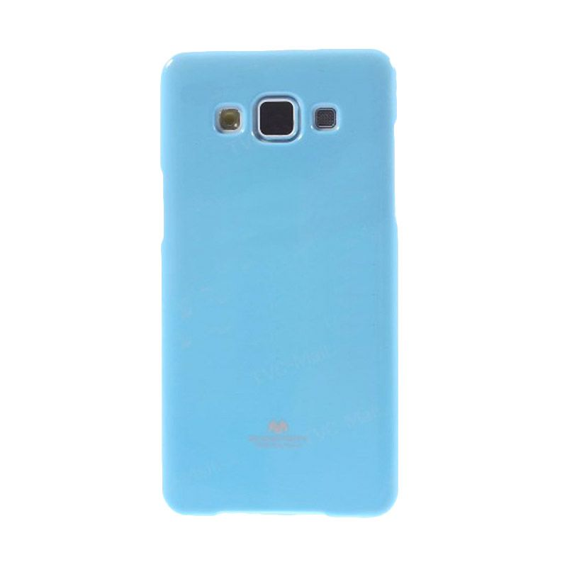 Mercury Goospery Jelly Glitter Skyblue Casing for Galaxy Grand Duos I9080/9082/Neo