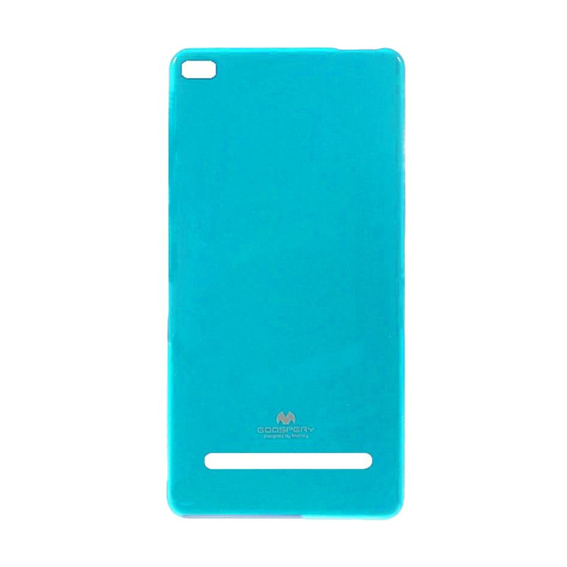 Mercury Goospery Jelly Glitter Sky Blue Casing for Xiaomi Mi4i