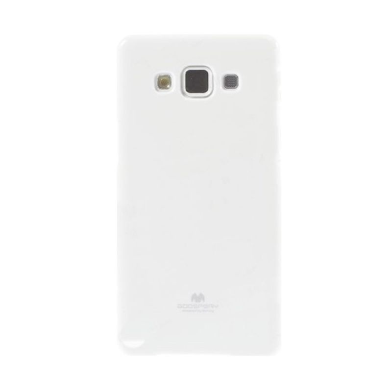 Mercury Goospery Jelly Glitter White Casing for Galaxy Grand 2 Duos G7102 G7106