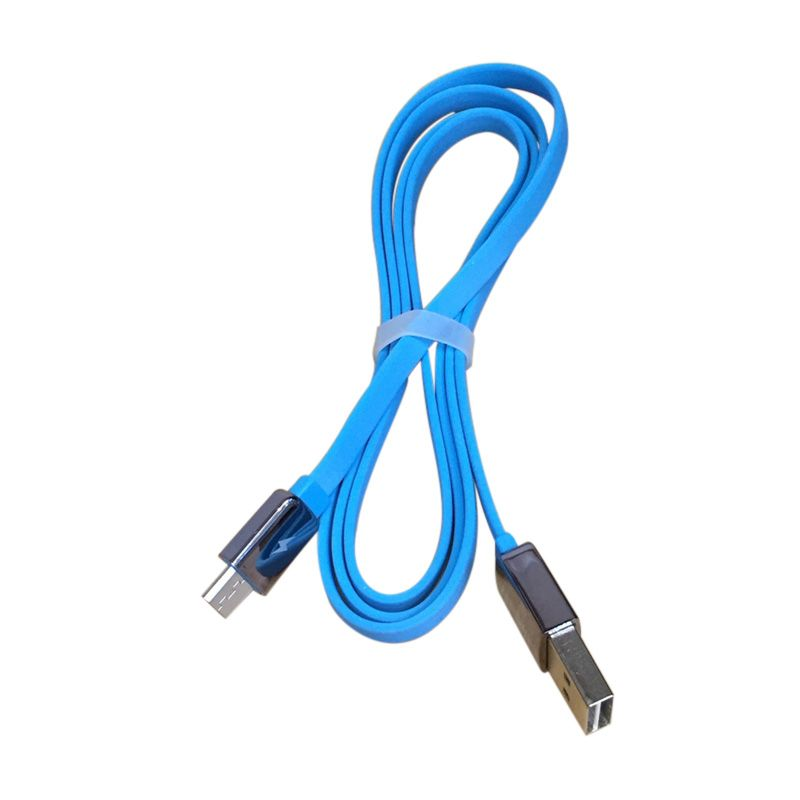Remax Safe & Speed Kingkong Charging Micro Blue USB Data Cable