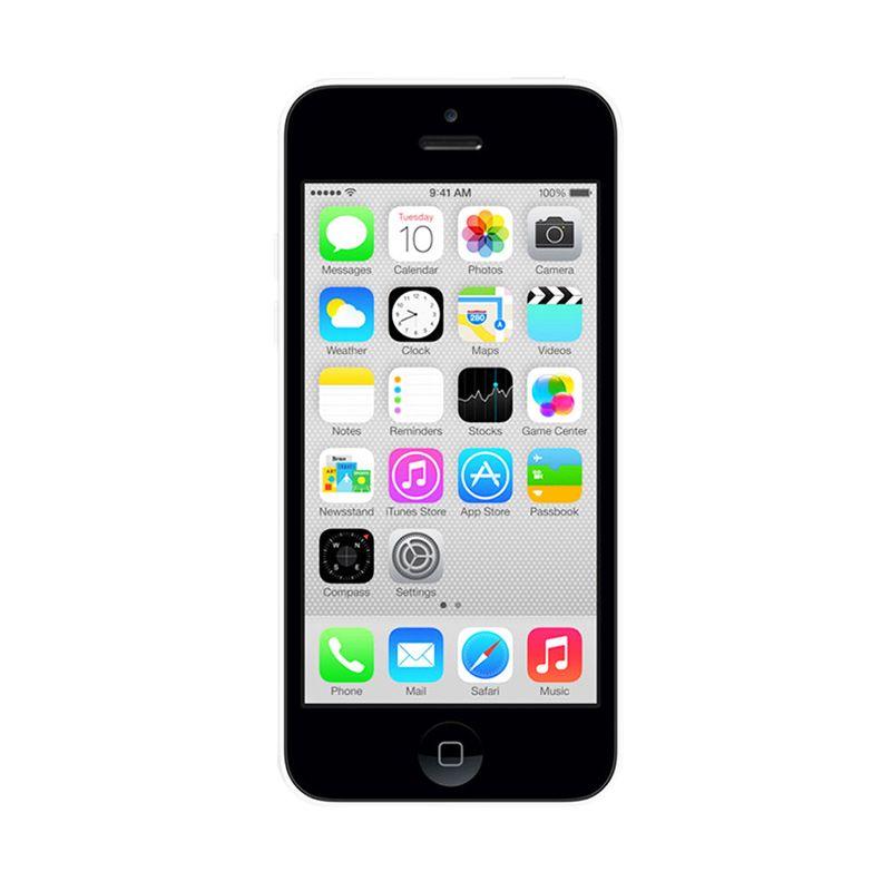 Apple iPhone 5C 8 GB White Smartphone [Refurbished]