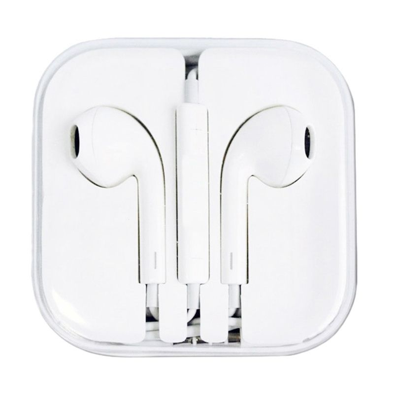 Apple White Headset for iPhone 5 or 5S