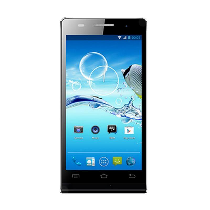 Evercoss A66V Black Smartphone