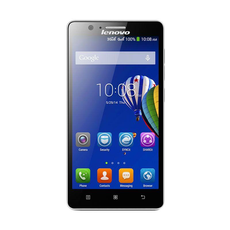 Lenovo A536 Black Smartphone