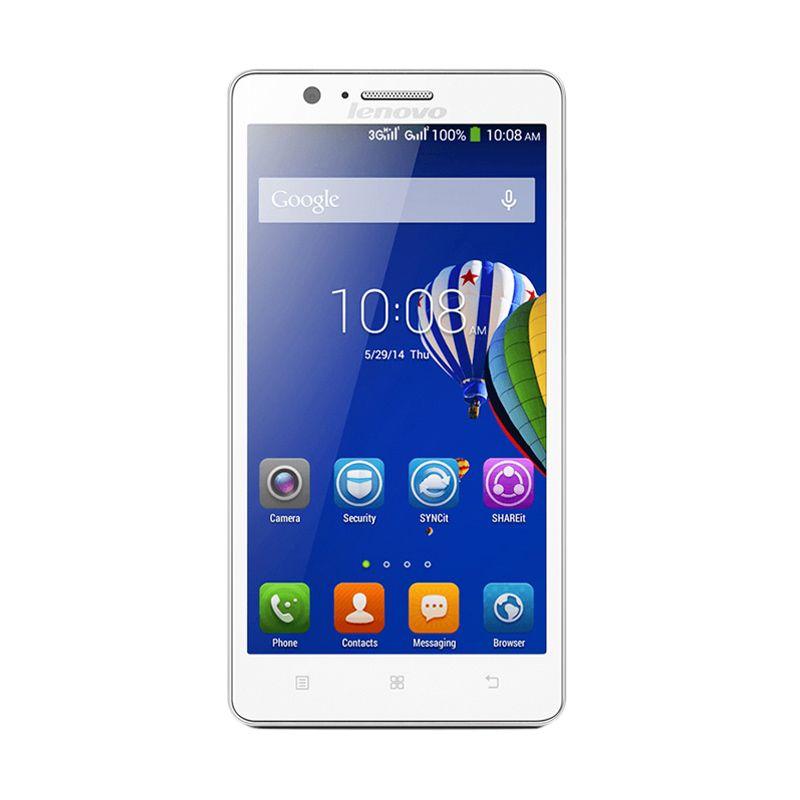 Lenovo A536 White Smartphone